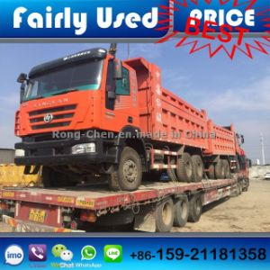 Used Hongyan Iveco Dump Truck pictures & photos
