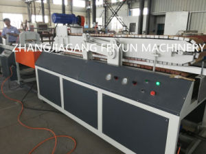 Plastic Trunk Profile Extrusion Machinery pictures & photos