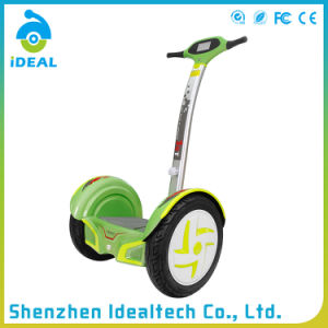 Unfolded 60V 2 Wheel Balancing Smart Electric Mobility Scooter pictures & photos
