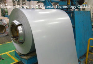 Electro Galvanized / Cold Galvanizing Steel Coil Color Coated Iron Steel pictures & photos