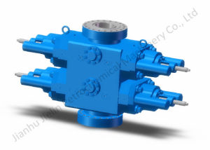13 5/8′′ 10000psi Double RAM Bop/Blowout Preventer for Well Control pictures & photos