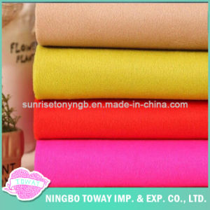 Wholesale Heavy Double Faced Organic Wool Fabric for Coats pictures & photos