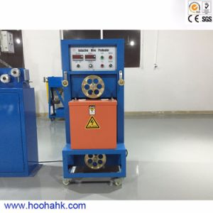 PE Extruded Wire and Cable Making Machine pictures & photos