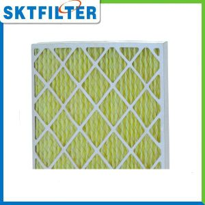 Panel Pleatef Filter for Air Filtration pictures & photos