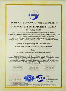 High Precision Standard Industrial Gauge Pressure Transmitter pictures & photos