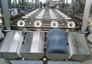 CE QGF-600 5 Gallon Bottle Water Filling Machine Barreled Production Line
