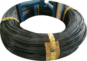 High Quality Alloy Steel Wire 50BV30 with Phosphate Coated pictures & photos