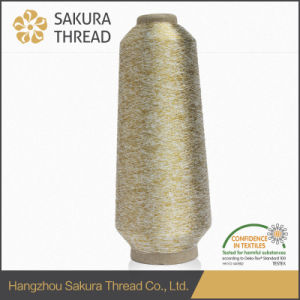 Free Sample Customized Metallic Thread with High Tenacity pictures & photos