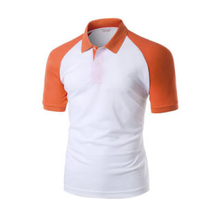 Quick Dry Slim Fit Sports Design Polo Tshirt pictures & photos