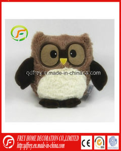 Cute Plush Soft Toy Owl for Baby Learning pictures & photos