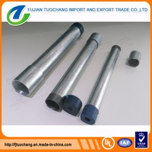 BS4568 ERW Galvanized Steel Pipes pictures & photos