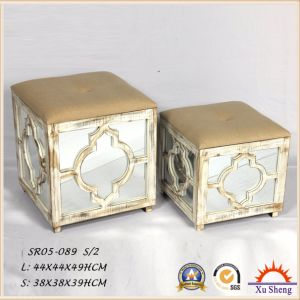 Antique Furniture Decorative Creamy White Storage Box, Gift Box pictures & photos