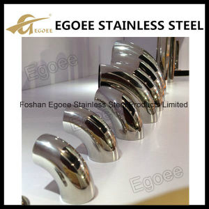 Stainless Steel Elbow 304L Handrail 45 Degree Elbow/Pipe Elbow/Steel Pipe Elbow pictures & photos