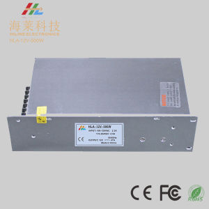 IP20 Switching Mode Power Supply 500W pictures & photos
