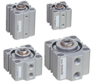 Sda Compact Pneumatic Air Cylinder pictures & photos