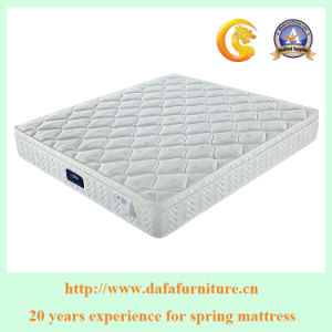 2017 High Quality Bonnell Spring Bed Mattress for Home Hotel Travel Furniture Dfm-25 pictures & photos