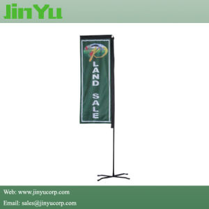 2.2m Height Double Sided Rectangle Flag Banner pictures & photos