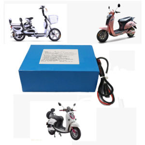 Outlet 18650 Li-ion Battery Pack 12V 2.2ah Lithium-Ion Battery ODM for E-Scooter Battery Pack pictures & photos