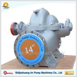 Mobile Trailer Diesel Engine Driven Belt Driven Centrifugal Water Pump pictures & photos