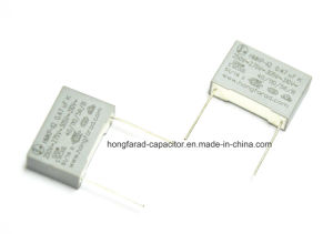 0.47UF 250V/275V/305V/310V Dipped MKP D Polypropylene Film Capacitor pictures & photos