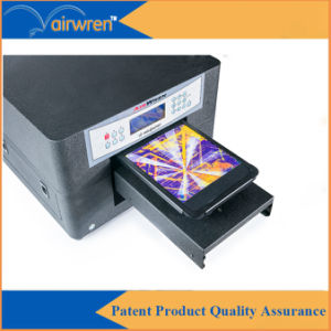 Ribbon Printer for Satin DTG T-Shirt Printer with White Ink pictures & photos