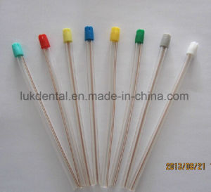 High Quality Dental Disposable Saliva Ejector with Medical PVC Material pictures & photos
