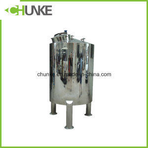 Stainless Steel 304 Sterile Water Storage Tank for Water Treatment pictures & photos