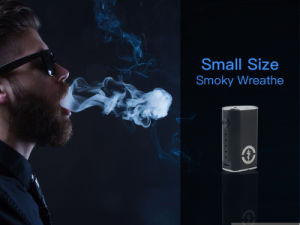 Hot Sale Original Electronic Cigarette Feb VOD 50 Kit Vape 50W Box Mod with 0.2ohm Vaporizer