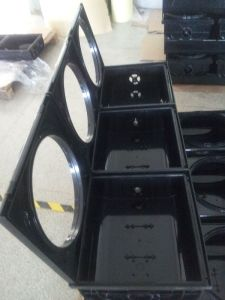 High Power Full Screen LED Roadway Solar Traffic Signal Light/ Solar Signal Light pictures & photos