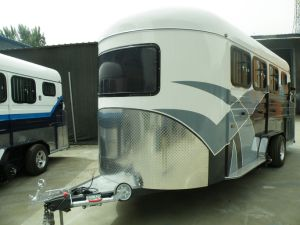 3hal Horse Trailer pictures & photos