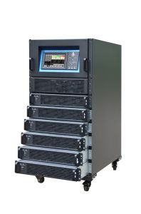 Sun-M Series 90KVA High Frequency UPS pictures & photos