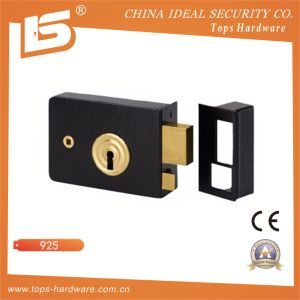 Key Rim Lock Horizontal with Follower, Paris Type - 925 pictures & photos