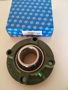 Ucfc213 65mm Bore Round Flanged Bearing Mounted Bearings Pillow Block pictures & photos