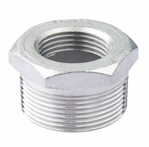 Stainless Steel 316 BSPT Bushing pictures & photos