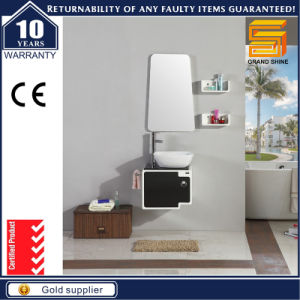 Sanitary Ware Wall Mounted MDF White Bathroom Vanity Furniture pictures & photos