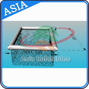 Special Sea Inflatable Swimming Pool with Net for Family pictures & photos