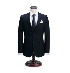 Linen Men Business Wedding Suits for Groom pictures & photos