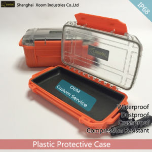 Safety Box Smartphone Waterproof Case Headset Watertight Case pictures & photos