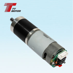 12V Mini DC Planetary Gear Motor for Constructural Equipments pictures & photos