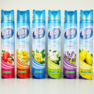 Home Use China Flower Smell Air Freshener Spray pictures & photos