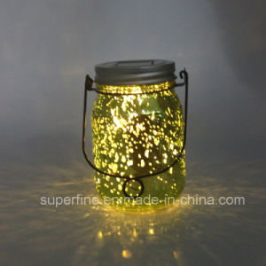 Christmas Blinking Firefly Rice Light in Glass Mason Jar pictures & photos