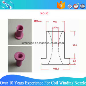 99% Al2O3 Fine Ceramic Eyelet Tube for Spinning Weaving Machinery pictures & photos