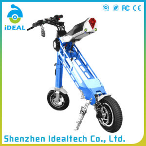 25km/H 10 Inch Hoverboard Folded Electric Mobility Scooter pictures & photos