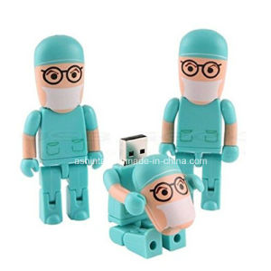 USB3.0 Stick Plastic Doctor USB Flash Drive pictures & photos