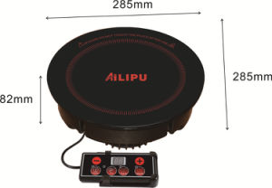 Built-in Round Small Size Mini Induction Cooker Model SM-H201 pictures & photos