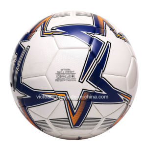 Ims Quality Custom Design Size 5 Tuff Soccer Ball pictures & photos