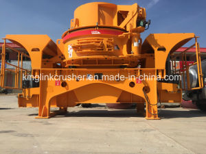 River Stone/Pebble/Cobble Sand Maker, Barmac Type Sand Making Machine pictures & photos