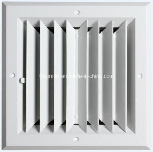 Aluminum Square Ceiling Diffuser 2- Way pictures & photos