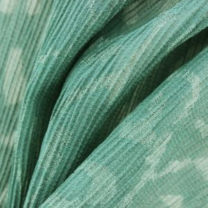 Polyester Chiffon Crinkle Crepe Pleated Fabric pictures & photos