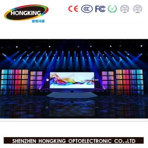 High Definition Three Year Warranty P3.91 Indoor Rental LED Display pictures & photos